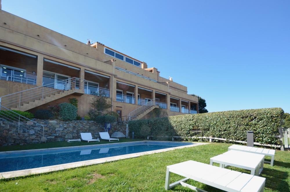 239 Casa Cel-Mar Casa adosada Sa Tuna Begur