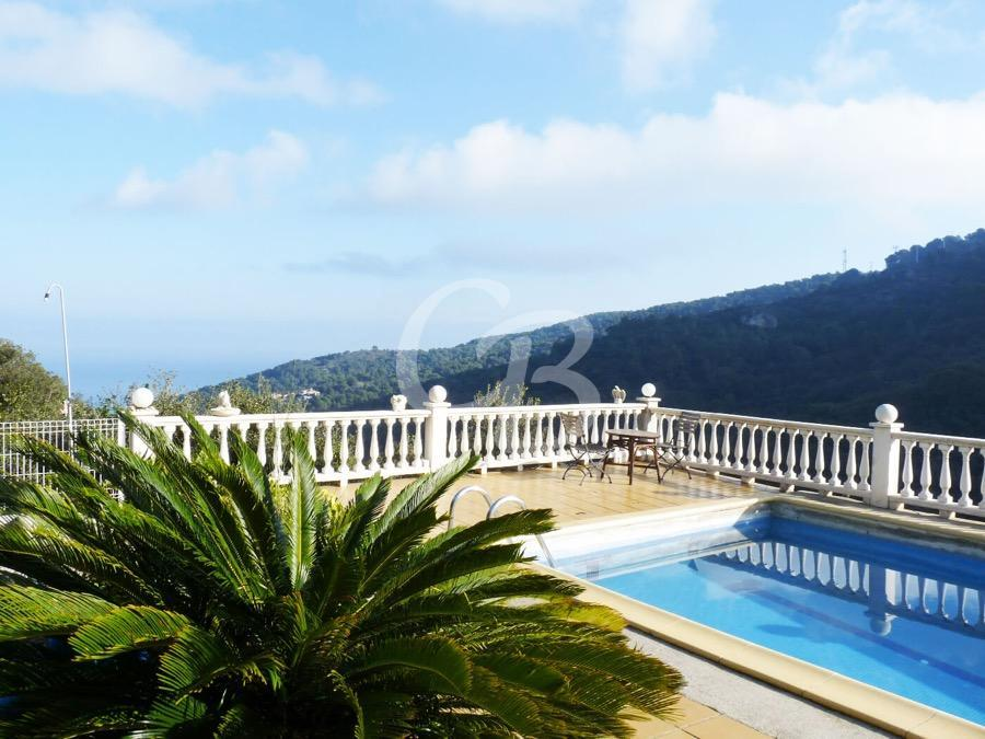 2094 CASA INDIVIDUAL CON VISTAS AL MAR Y PISCINA Detached house Mas Gispert Begur