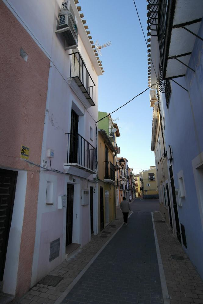 ST36 San Telmo 36 Apartment  Villajoyosa/Vila Joiosa (la)