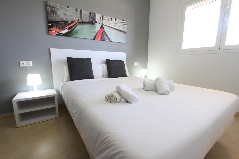 CBA-ATT CBA ATICO 3 HAB + JACCUZZI 6/8 PAX  Apartamento Playa Cambrils