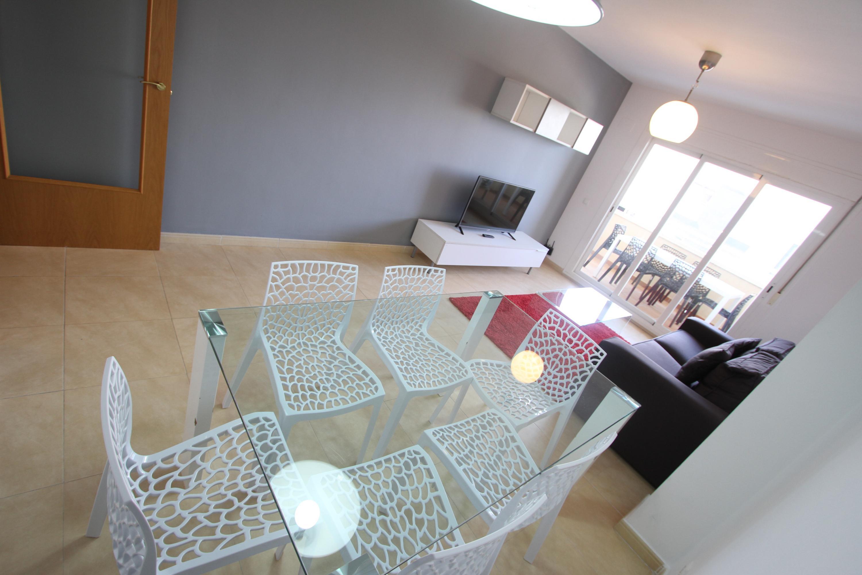 CBA-ATT CBA ATICO 3 HAB + JACCUZZI 6/8 PAX  Apartament Playa Cambrils