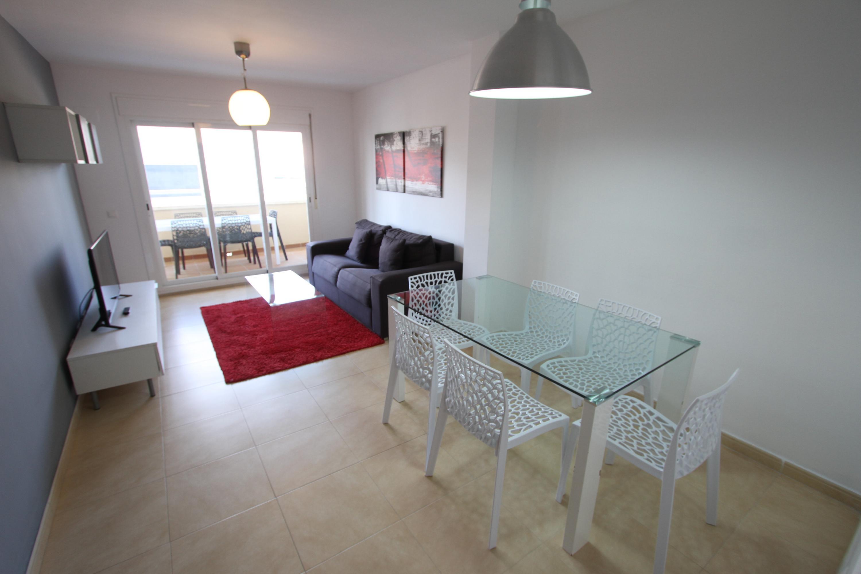 CBA-ATN CBA ATICO ARENAS 2 HAB + JACCUZZI (4/6 pax) Apartment Playa Cambrils