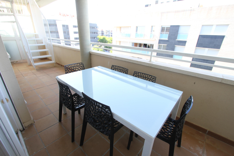 CBA-ATN CBA ATICO 2 HAB + JACCUZZI (4/6 pax) Apartment Playa Cambrils