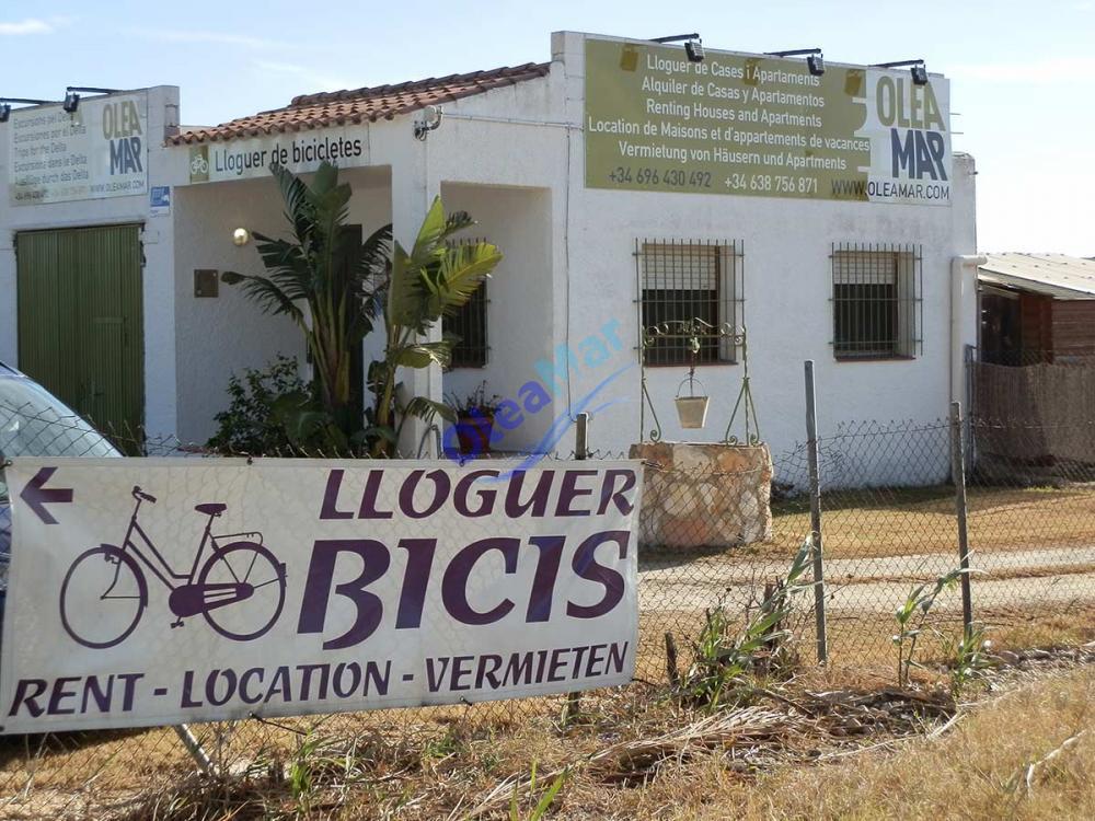 080 CONCHA Maison jumelée Riumar Delta de l'ebre