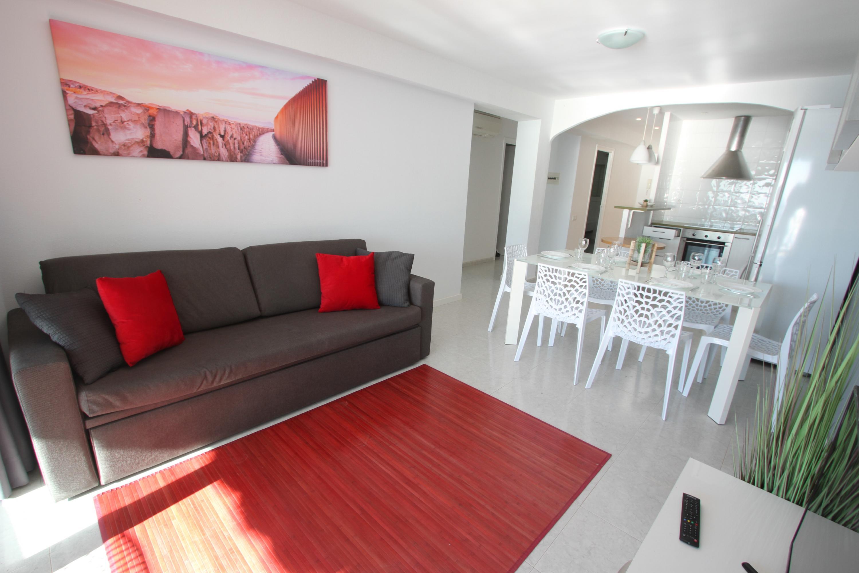 CB201 CB201 BELL RACO MAR 2 Apartamento Playa La pineda