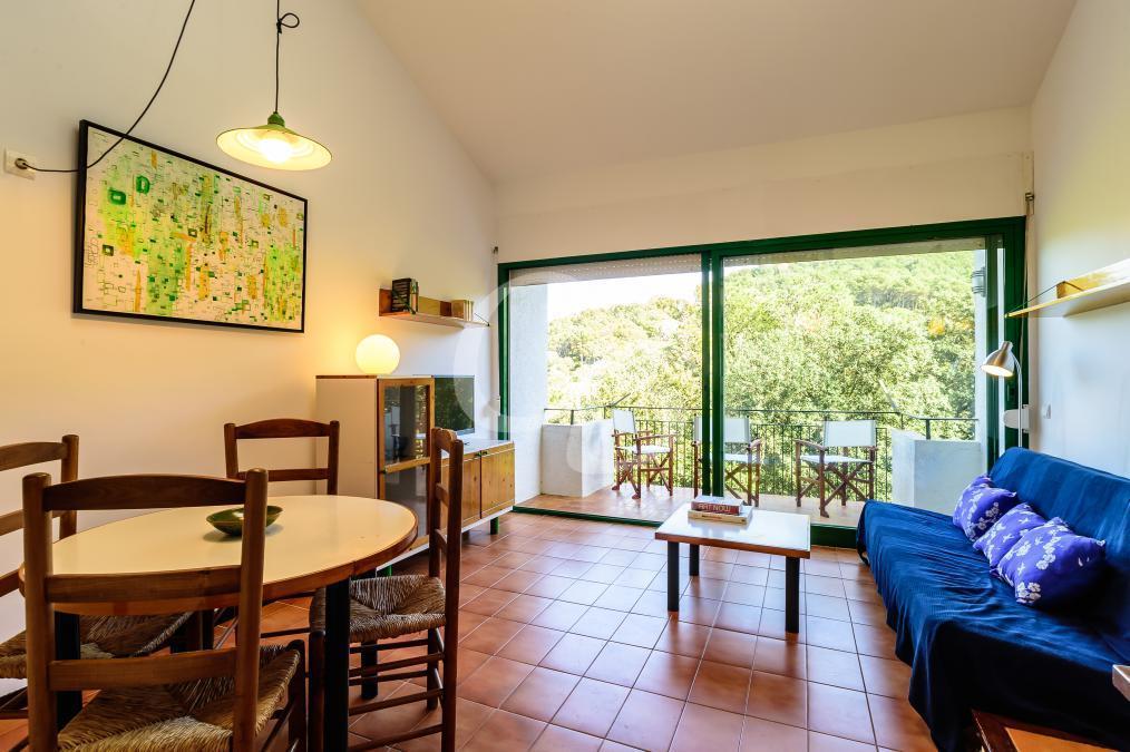 1054 APARTAMENT A SA RIERA CERCA DE LA PLAYA Apartamento Sa Riera Begur