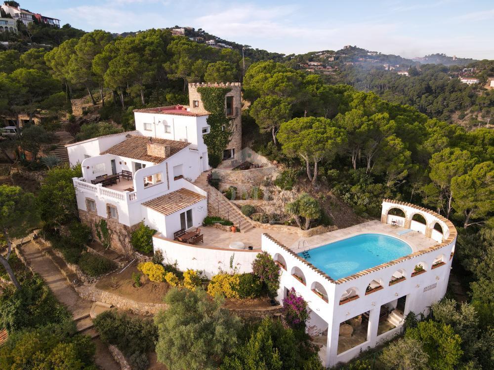 2998 Borna Vrijstaand huis / Villa Sa Tuna Begur