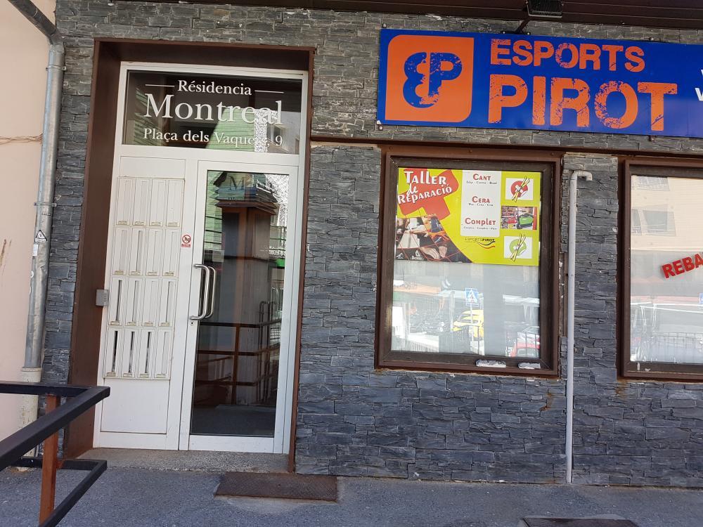080051 51 MONTREAL Appartement  PAS DE LA CASA