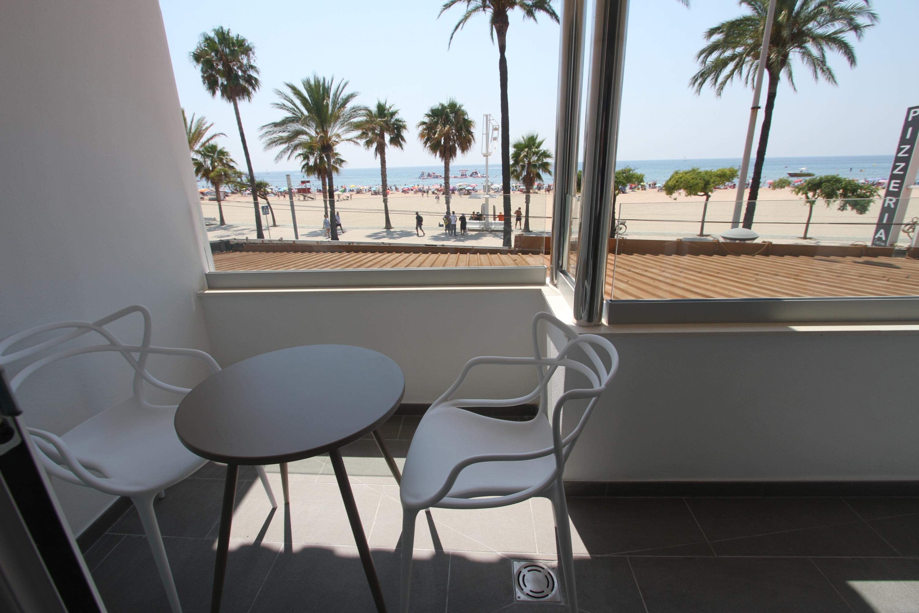 CBR-004 Roesmar 1H Seaview Apartment playa Cambrils