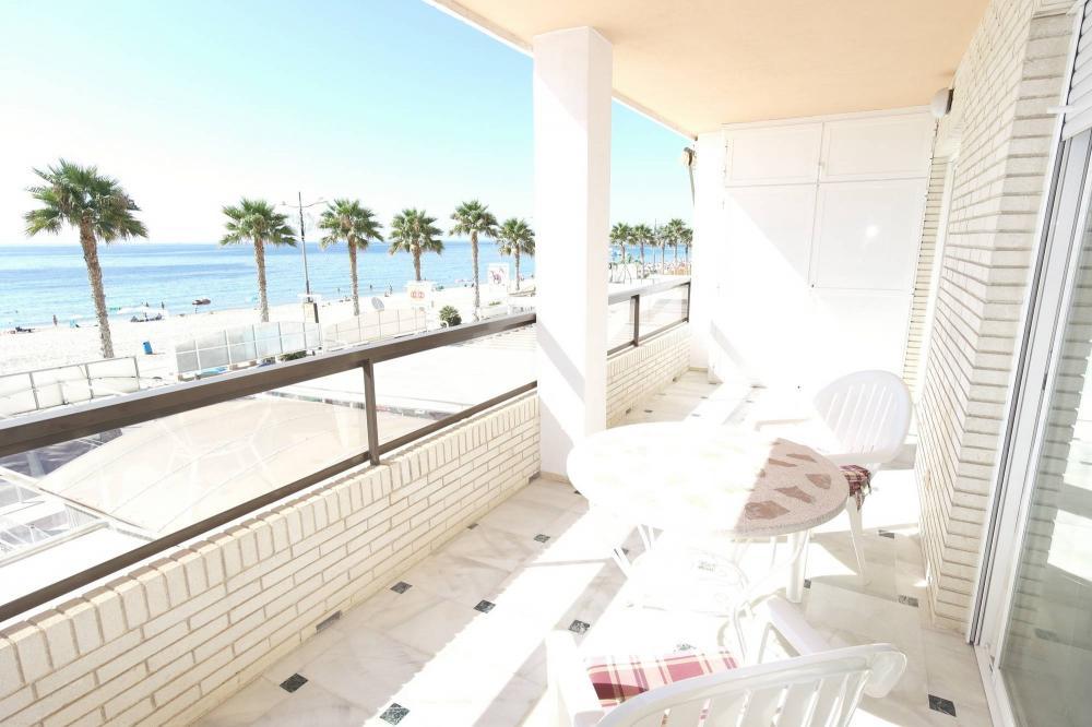 LH1A LH1A, Coqueto apartamento en primera línea a 100 mt del centro Apartment Playa La Vila Joiosa