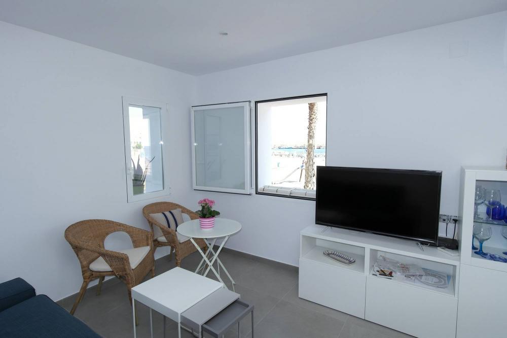 POSB Precioso apartamento recién reformado en primera linea de playa en Villayosa Apartamento Playa La Vila Joiosa