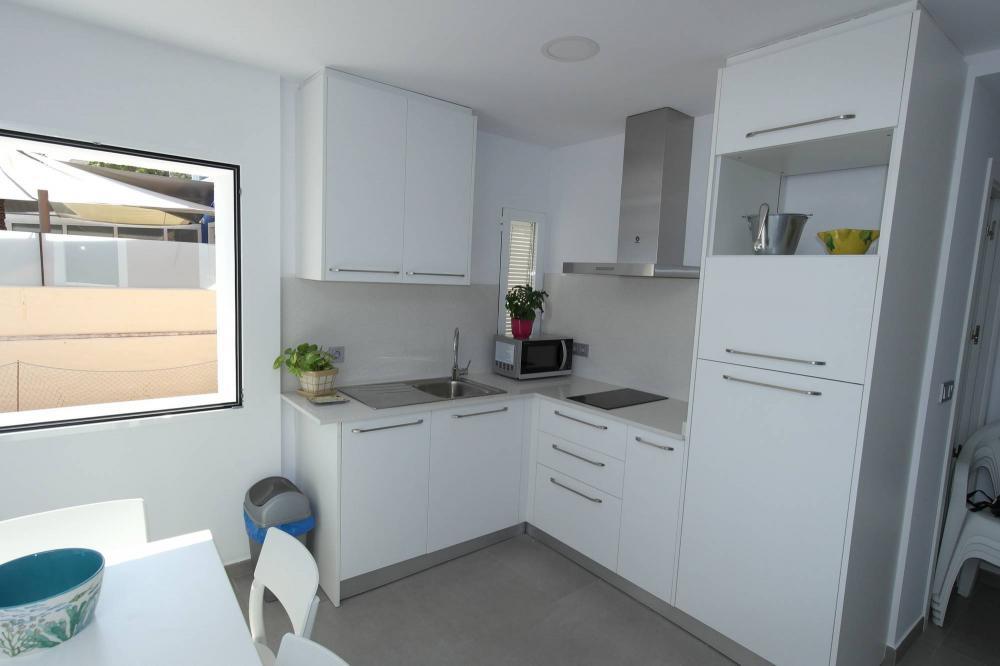 POSB Precioso apartamento recién reformado en primera linea de playa en Villayosa Apartment Playa La Vila Joiosa