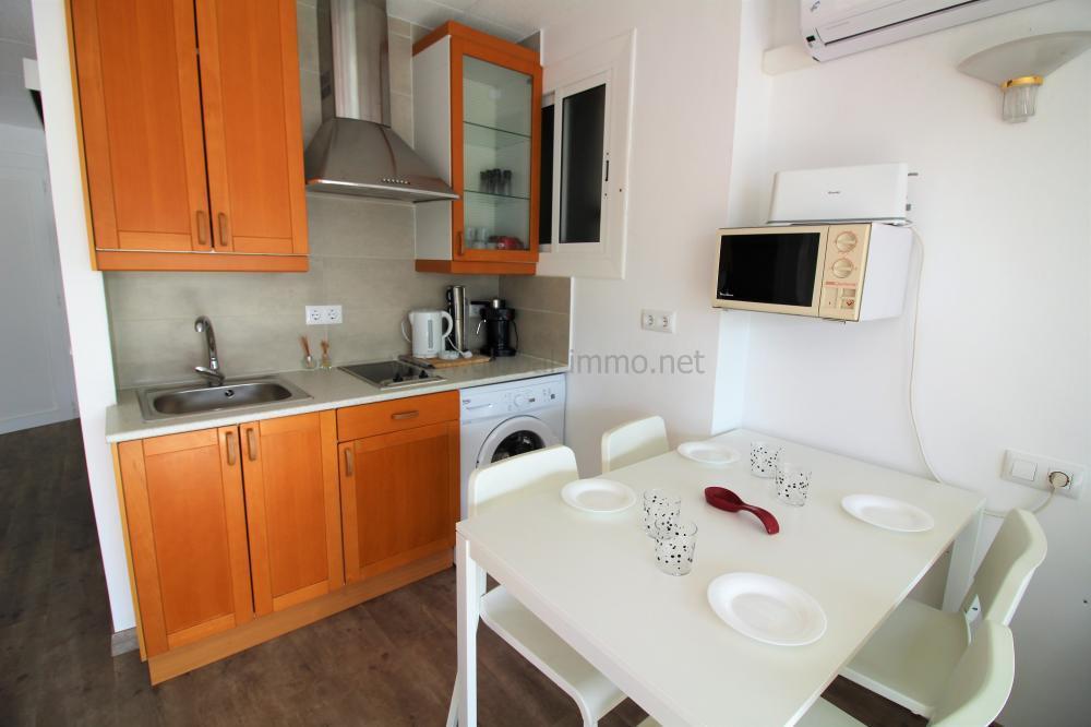 2178 LES PALMERES 5-2 Apartamento CENTRO ROSES