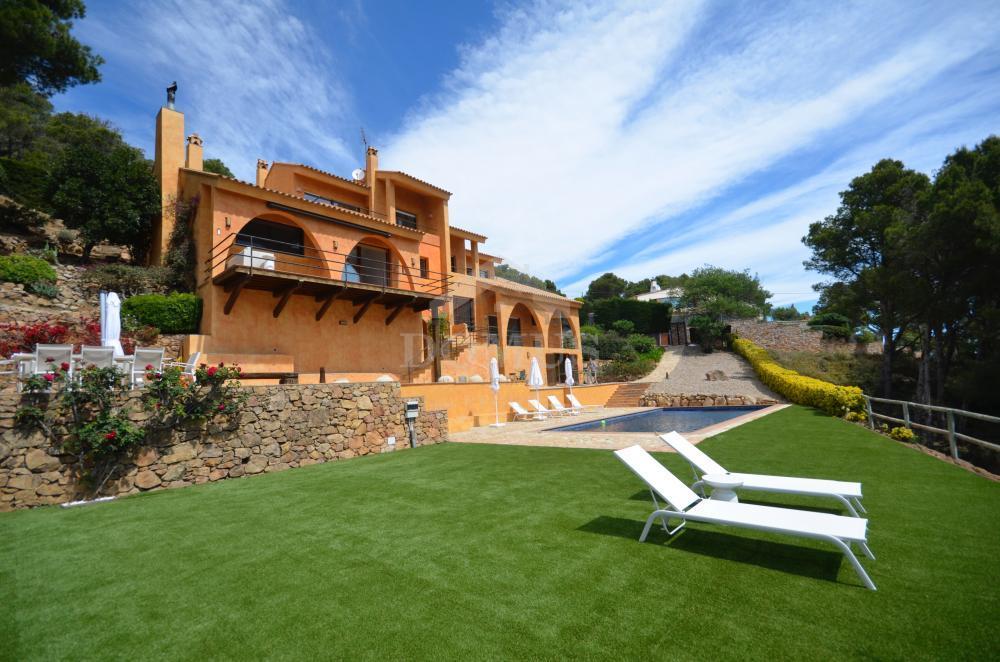 256 Casa Garbí Villa privée Sa Tuna Begur
