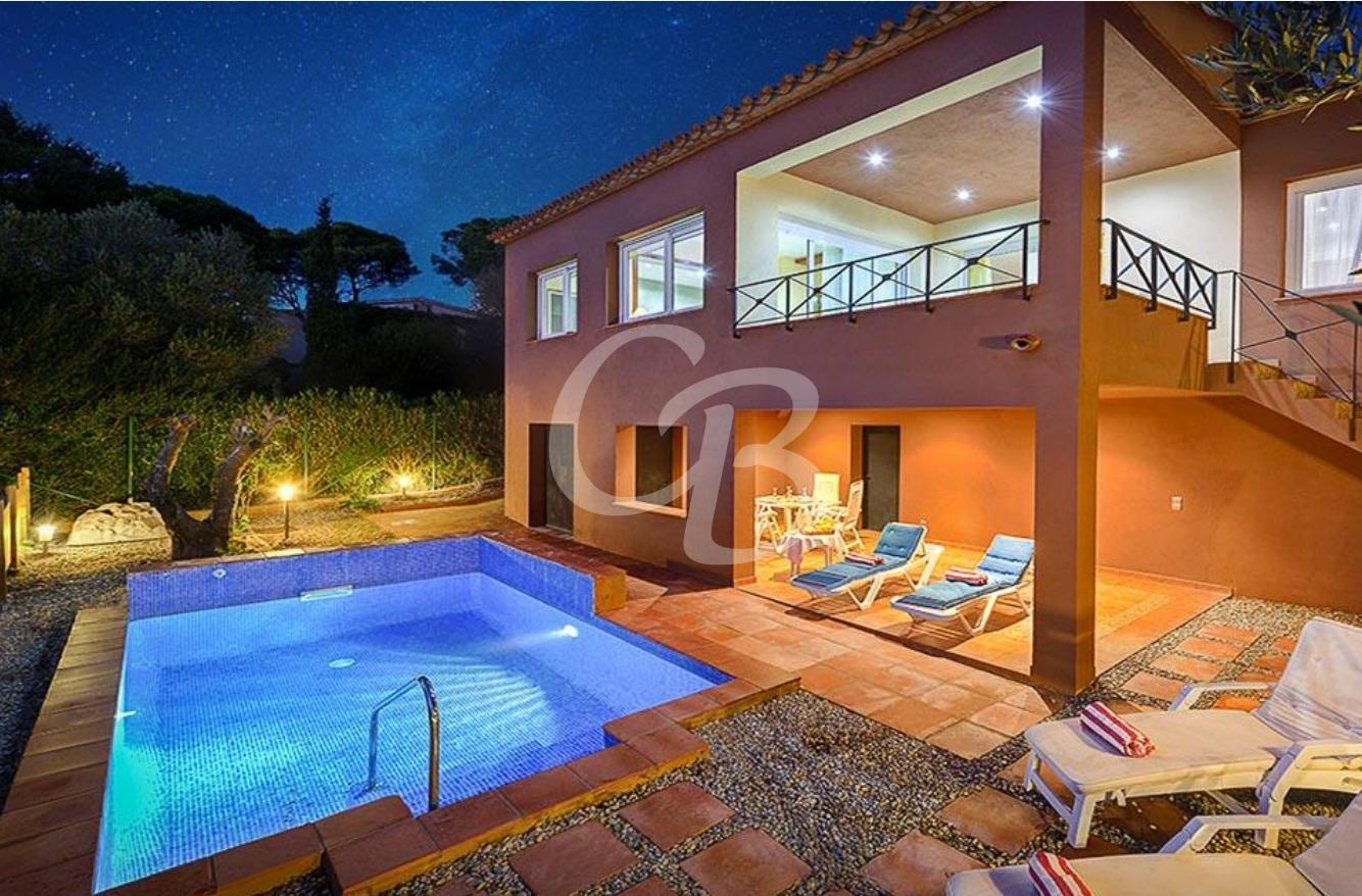 160 FANTASTICA CASA CON PISCINA CERCA DE BEGUR Detached house  Begur