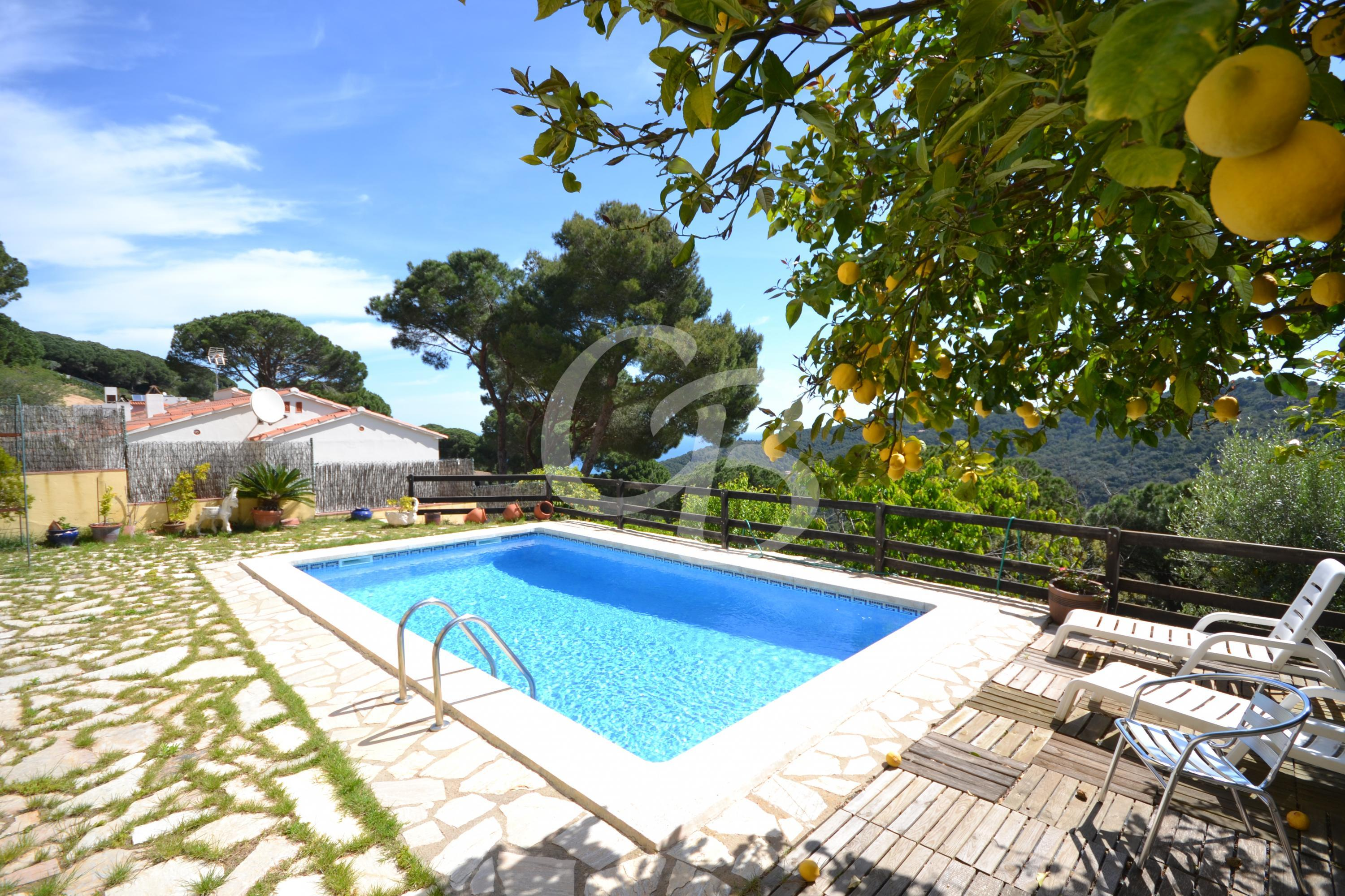 159 FANTASTICA CASA CON PISCINA EN ES VALLS Detached house Begur Begur