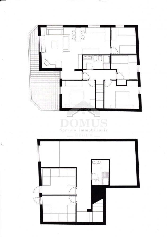 5143 Sa Riera Village house Sa Riera Begur