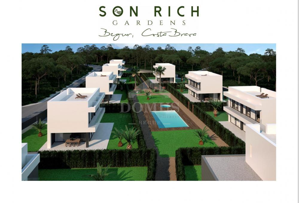2221 Son Rich Gardens Villa privée Centre Begur