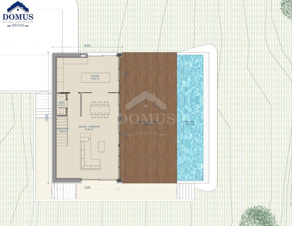 2220 Villa Xaloc Vrijstaand huis Centre Begur