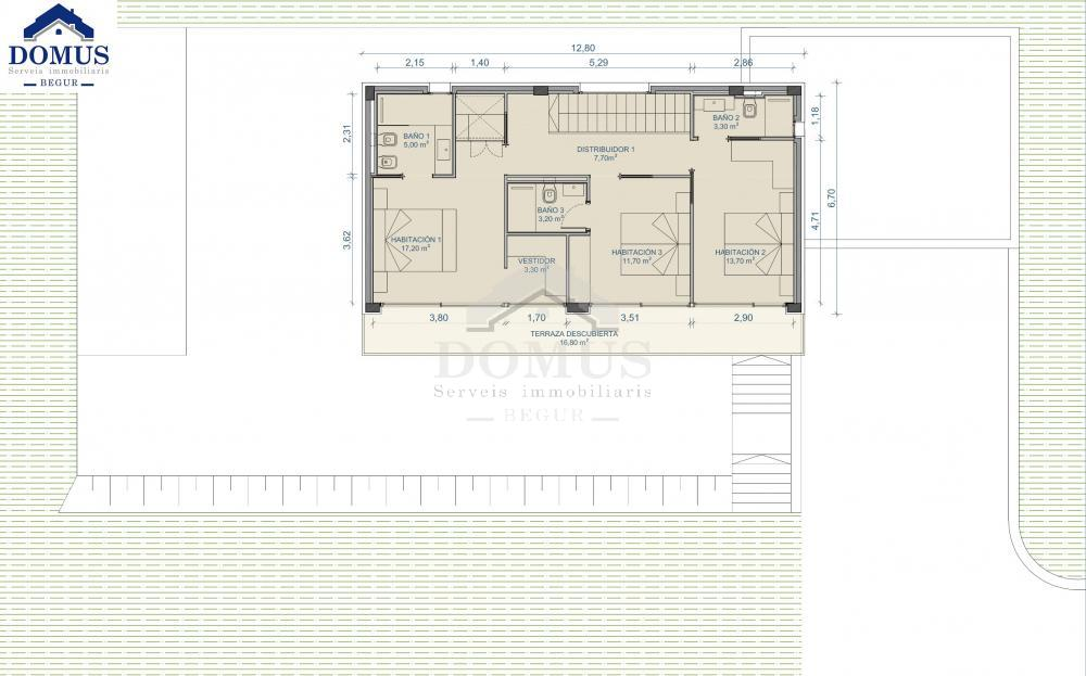2218 Casa Llevant Casa aislada Centre Begur