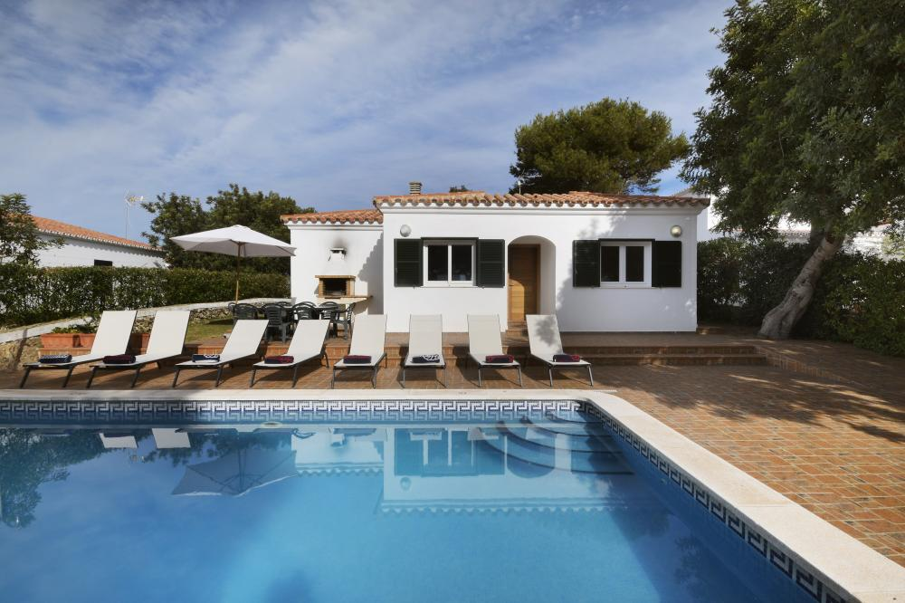 007 Villa Verano Detached house Ferreries  Cala Galdana