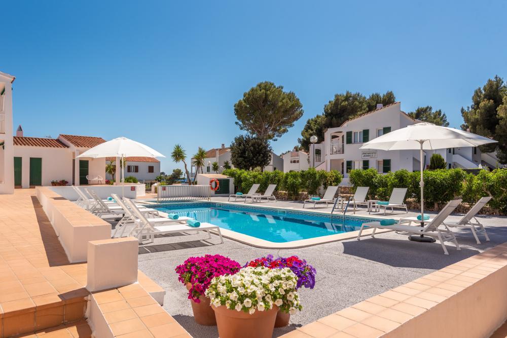 039 Apartaments Anabels 3 habitacions Apartment Ciutadella Cala Galdana