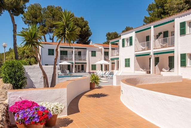 057 Apartamentos Anabels 2 habitación Apartamento Ciutadella Cala Galdana