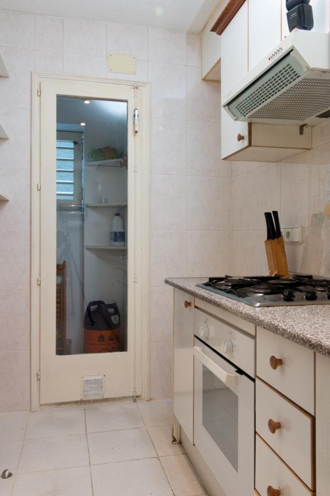 DES TRAIRE BAIXOS Apartamento planta baja Apartamento