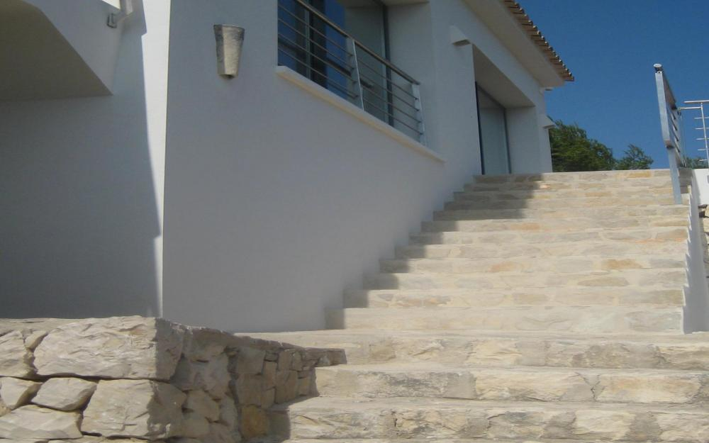 005 BENIMUSLEM Detached house Moraira