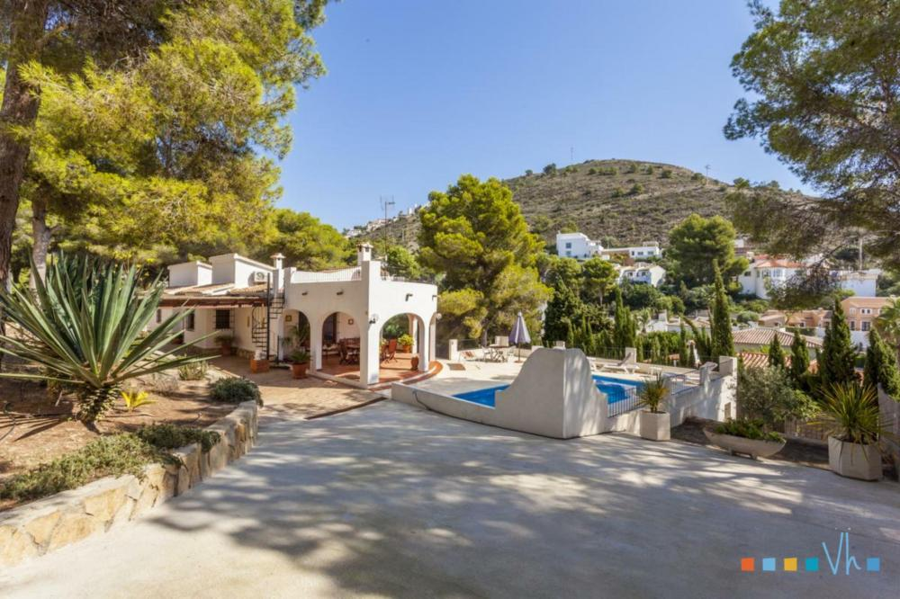 008 CARMEN Detached house / Villa  Moraira