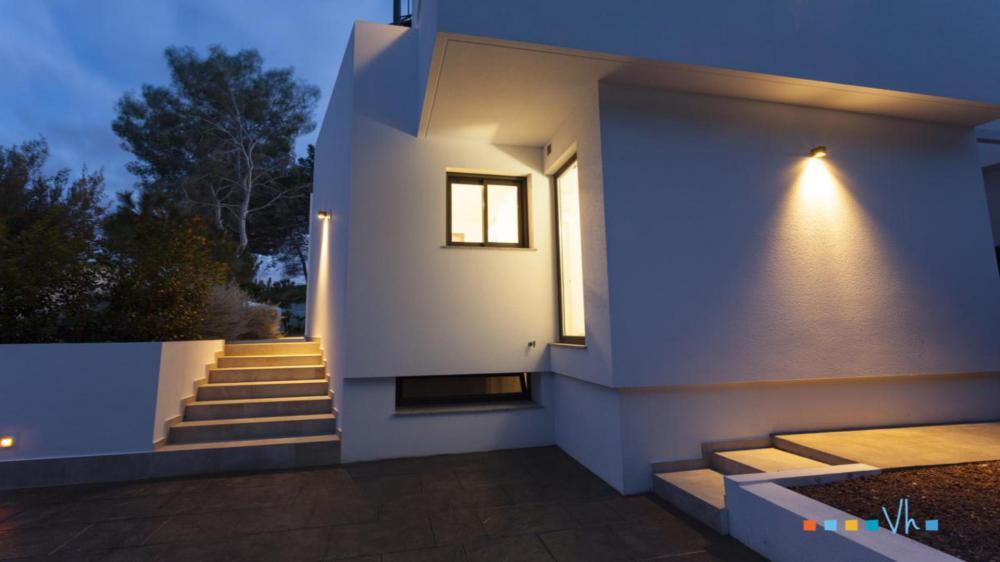 056 CAP BLANC Casa aislada  MORAIRA 28