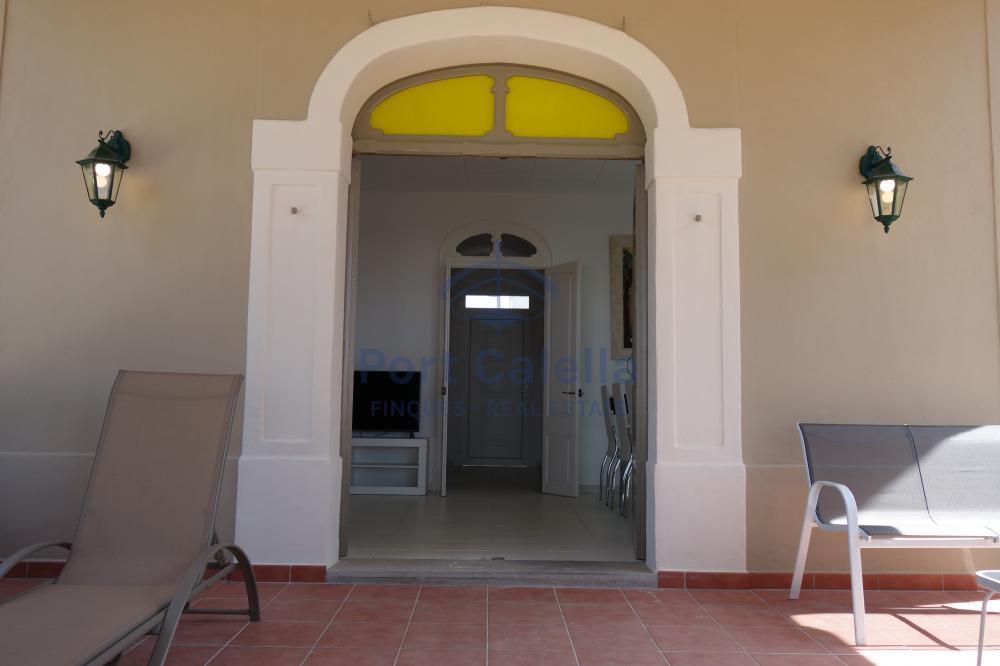 251 CASA BELLESGUARD Detached house PORT - PALAMÓS Palamós