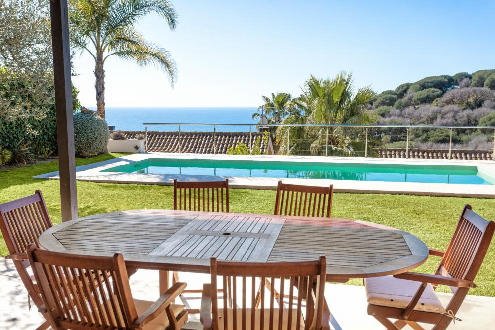 079 LA BANANA CHILL OUT Detached house El Maresme Arenys de Mar