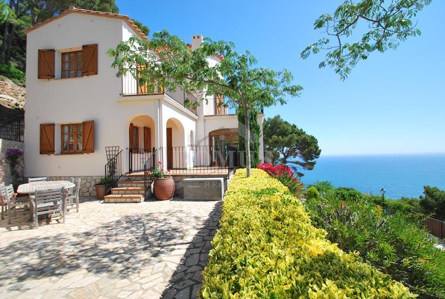270 Vista Villa privée Sa Tuna Begur