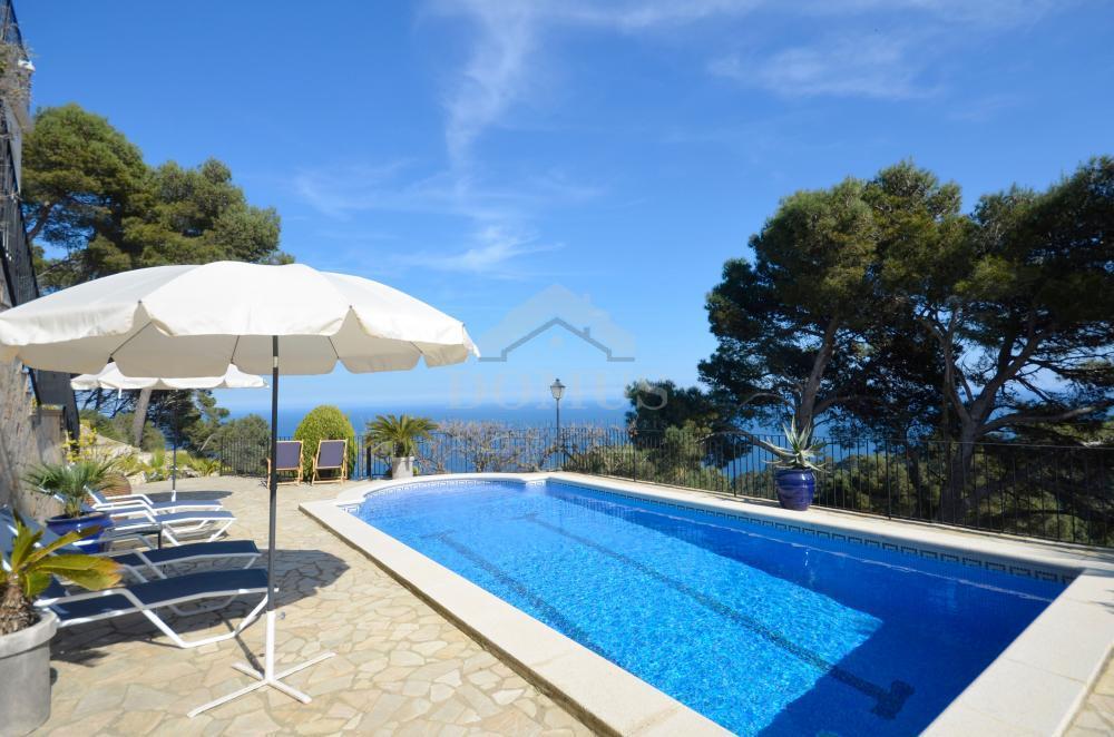270 Vista Vrijstaand huis / Villa Sa Tuna Begur
