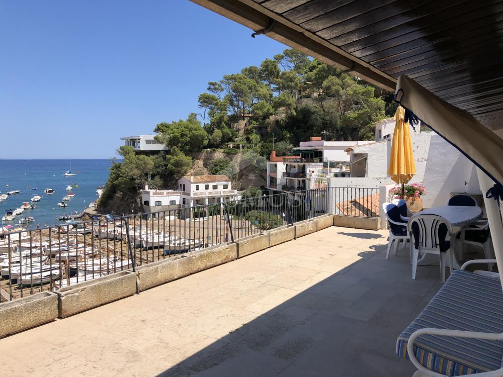 388 Front de mar Apartamento Sa Riera Begur