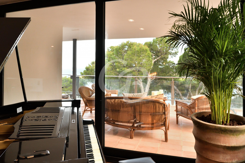 310 CAP SA SAL LUXURY Villa privée Aiguafreda Begur