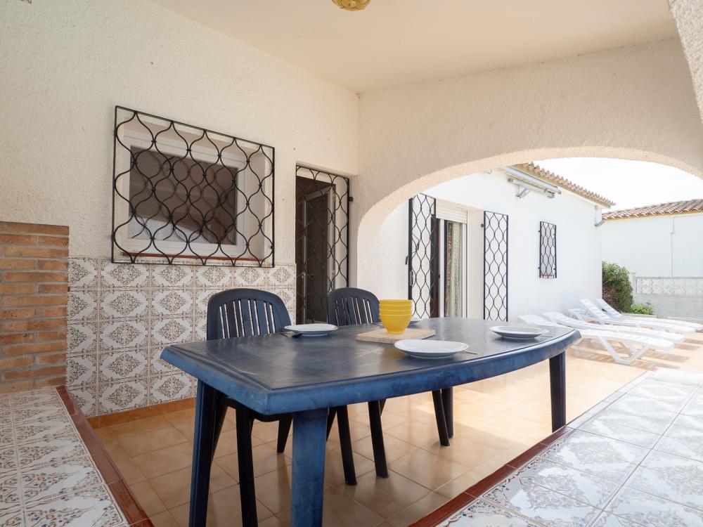 MALLOLS-5 MALLOLS 5 Casa aislada / Villa Riells de Dalt L'Escala