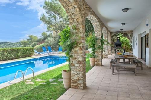 198 VILLA ALFORA Villa privée / Villa  Begur