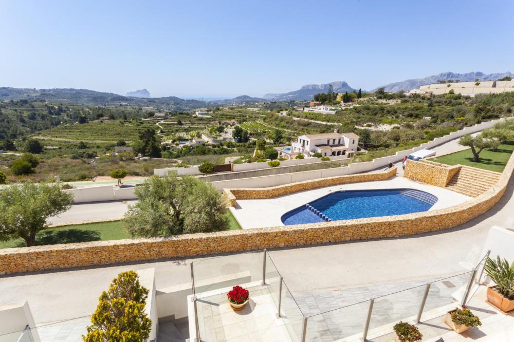 072 LLEBEIG Casa adosada Alicante Benissa 0