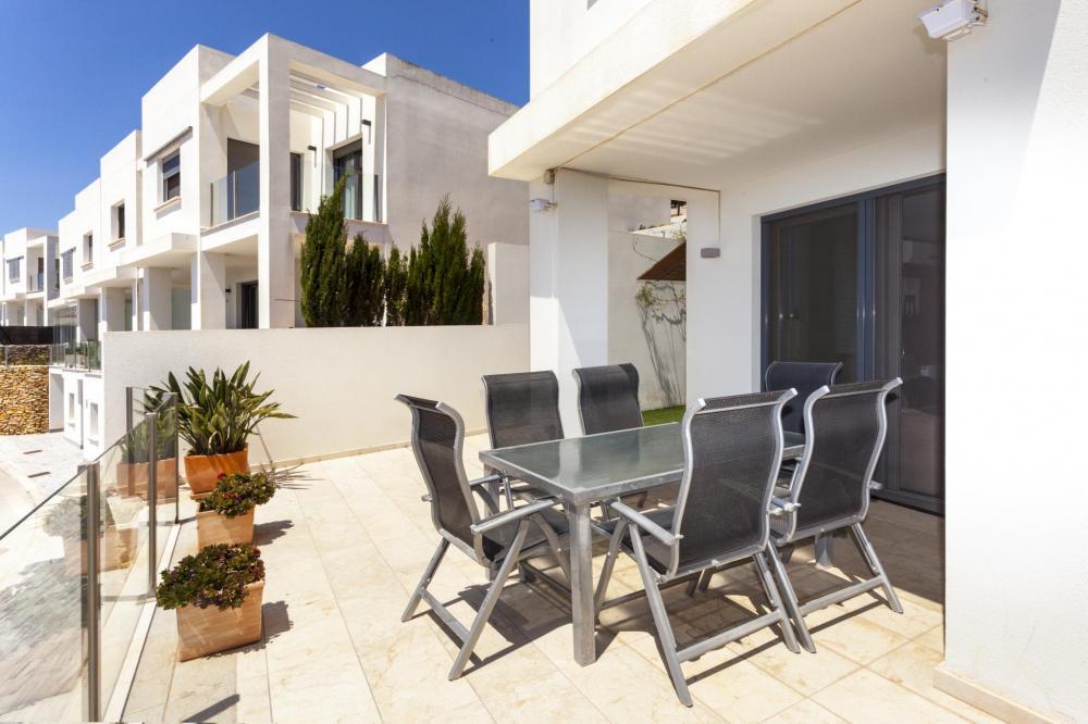 072 LLEBEIG Casa adosada Alicante Benissa 30