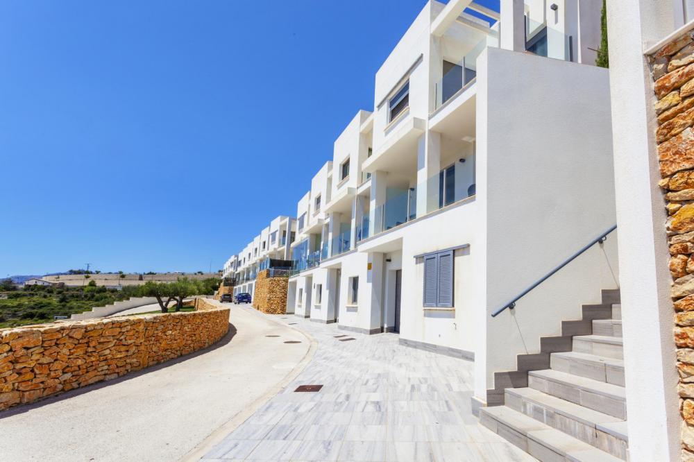 072 LLEBEIG Casa adosada Alicante Benissa 32