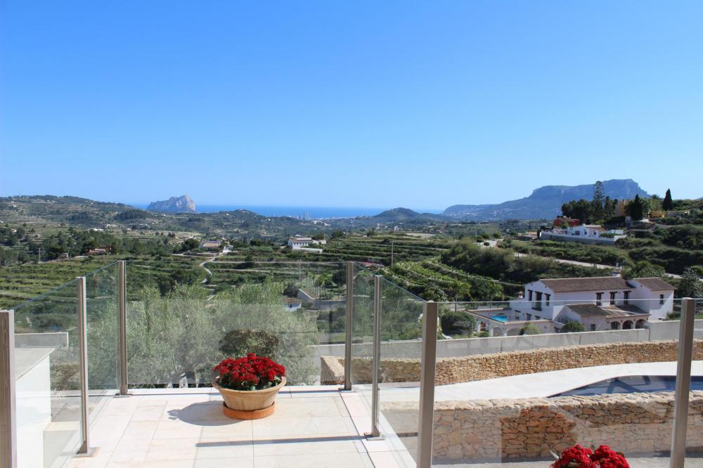 072 LLEBEIG Casa adosada Alicante Benissa 8