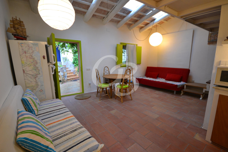 219 CASITA ENCANTADORA A POCOS METROS DEL PUERTO DE FORNELLS Casa adossada Aiguablava Begur