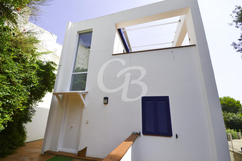 A2109 CASA ADOSADA EN PLATJA FONDA CON VISTAS AL MAR Semi-detached house Fornells Begur