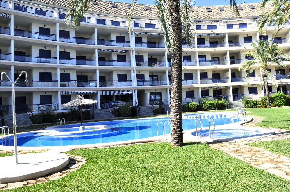 D-029 SUEÑOS DE DENIA III E4 Apartment Las Marinas 1 Denia 0