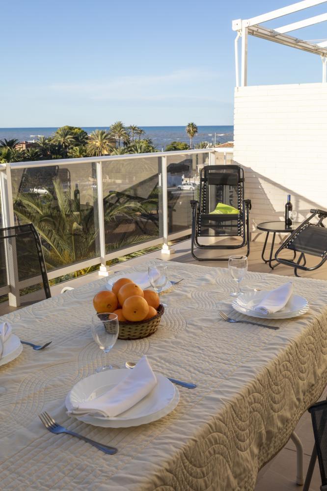 D-030 Brisas de Denia Atico Appartement Las Marinas Dénia