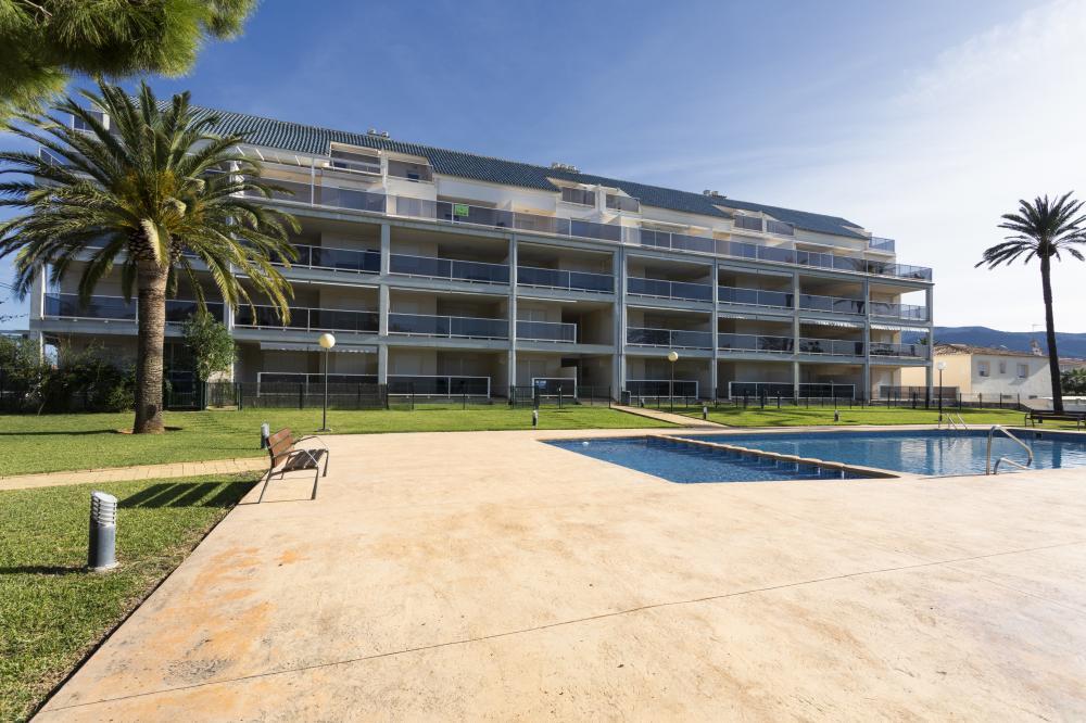 D-030 Brisas de Denia Atico Apartment Las Marinas Dénia