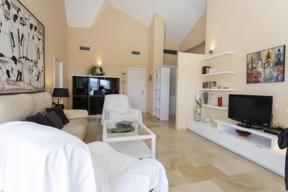 D-033 La Paz Atico Apartment Moraira centro Moraira