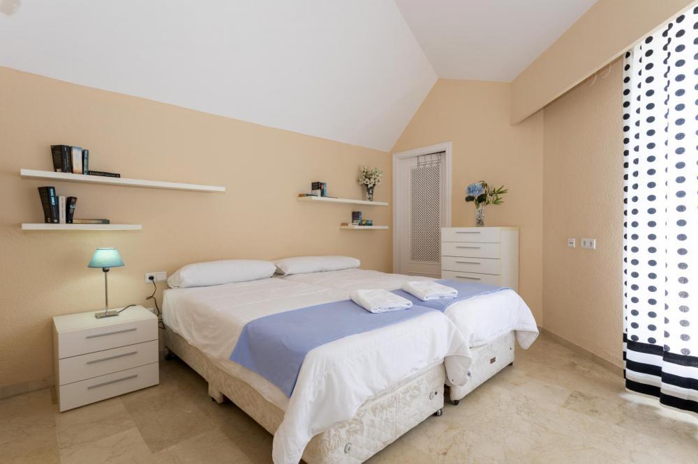 D-033 La Paz Atico Appartement Moraira centro Moraira
